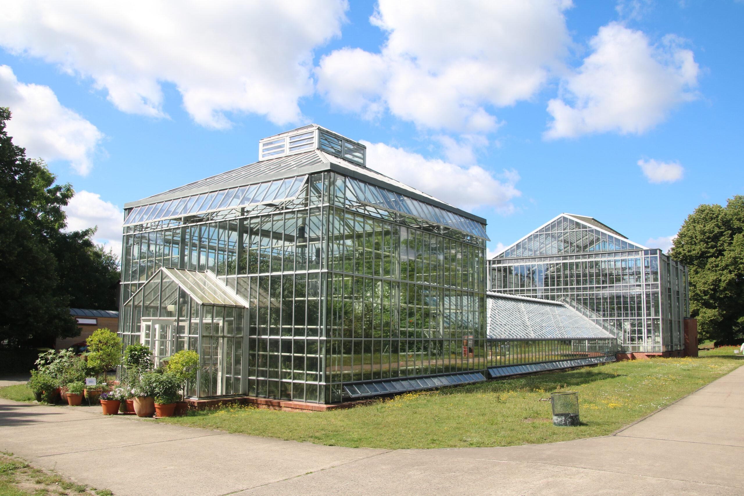Botanischer Volkspark Blankenfelde Pankow